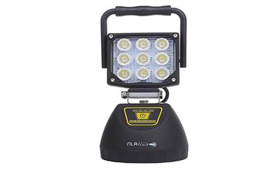 充電式LED作業灯全体写真